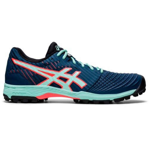 Asics Field Ultimate FF Blue Womens Hockey Shoes