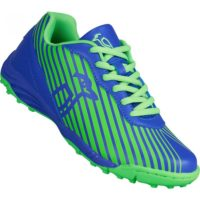 Kookaburra Neon Blue Junior Hockey Shoes