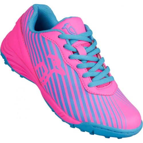 Kookaburra Neon Junior Pink Hockey Shoes