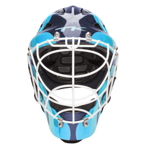 TK T1 Goalkeeping Helmet - Royal\Blue
