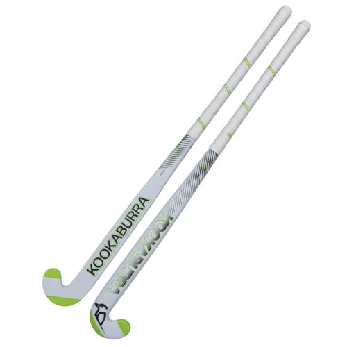 Kookaburra White Noise MBow Composite Hockey Stick