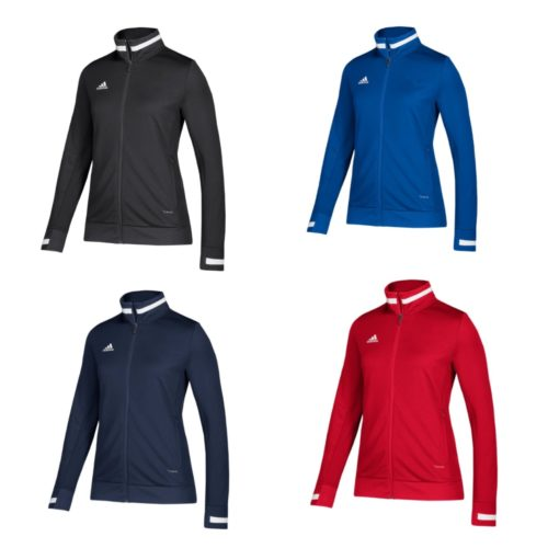 Adidas T19 Womens Track Jacket