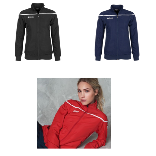 Reece Varsity Ladies Woven Hockey Jacket