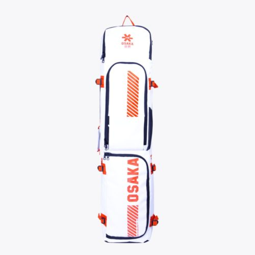 OSAKA Pro Tour Large White Hockey Bag
