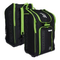 Kookaburra Pro D6 Black Green Cricket Duffle bag