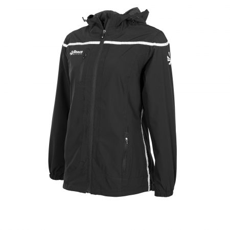 Reece Varsity Breathable Ladies Black Hockey Jacket