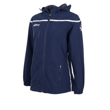 Reece Varsity Breathable Ladies Navy Hockey Jacket