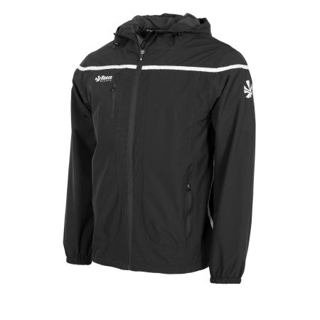 Reece Varsity Breathable Hockey Jacket Unisex Black
