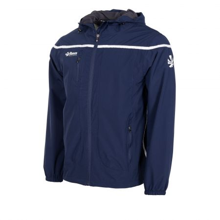 Reece Varsity Breathable Hockey Jacket Unisex Navy