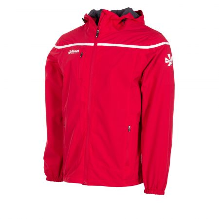 Reece Varsity Breathable Hockey Jacket Unisex Red