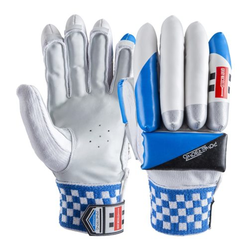 Gray Nicolls Powerbow 6 Thunder Junior Cricket Batting Gloves