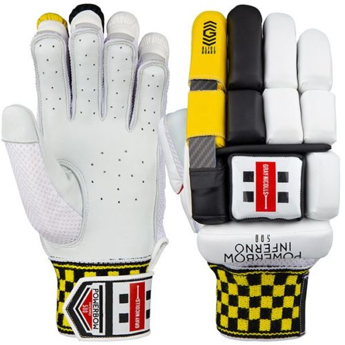 Gray Nicolls Powerbow Inferno 500 Cricket Batting Gloves