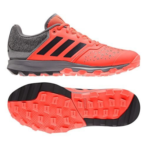 Adidas Flexcloud Red Hockey Shoes