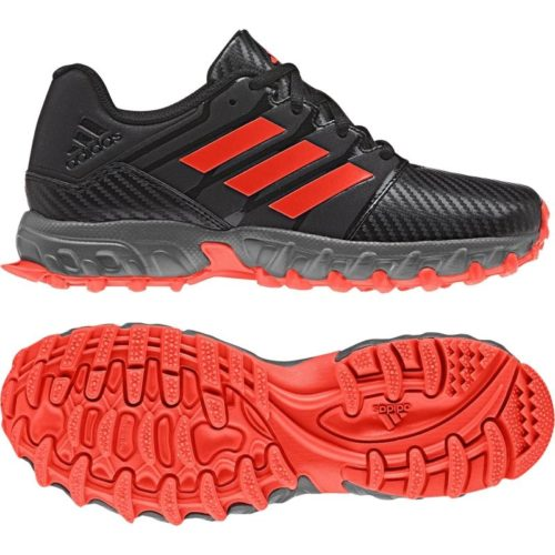 Adidas Junior Black Hockey shoes