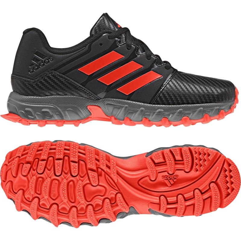 adidas hockey shoes black