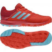 Adidas Hockey FlexCloud Red Aqua Hockey Shoes