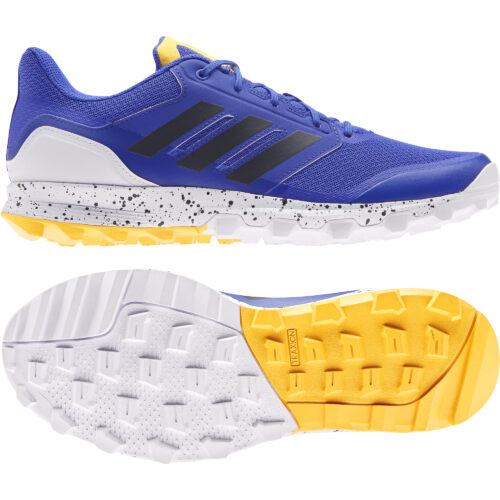 Adidas FlexCloud Blue Hockey Shoes