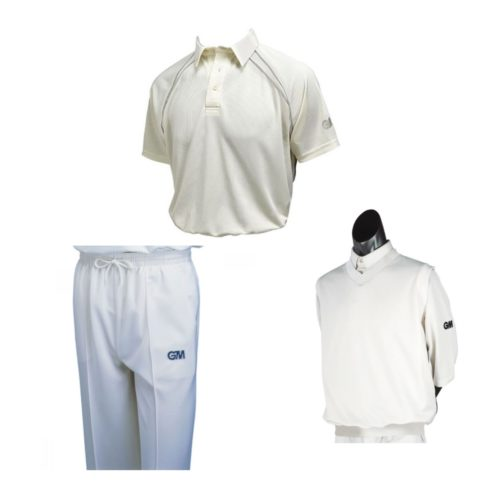Cricket Clothing Pack - Pants, Shirt & Slipover