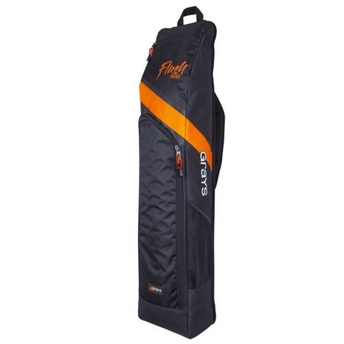 Grays Flash 500 Hockey Bag - Black Orange