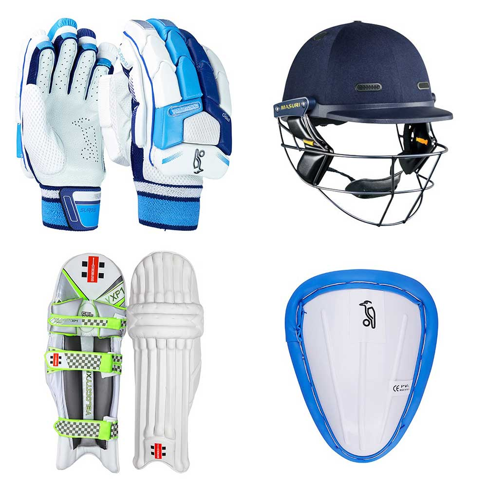 Kookaburra Full Glove Cotton Batting Inners