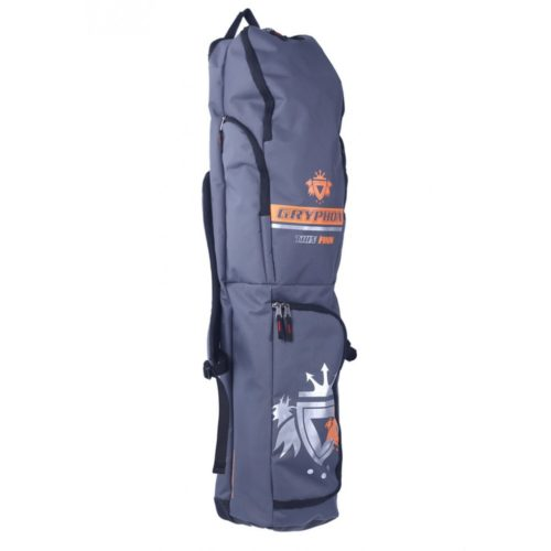 Gryphon Thin Finn Grey Hockey Stick and Kit Bag