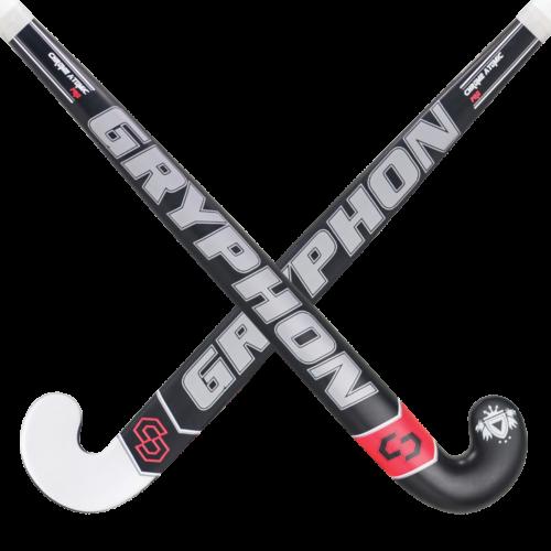 Gryphon Chrome Atomic Pro ERS Black Hockey Stick