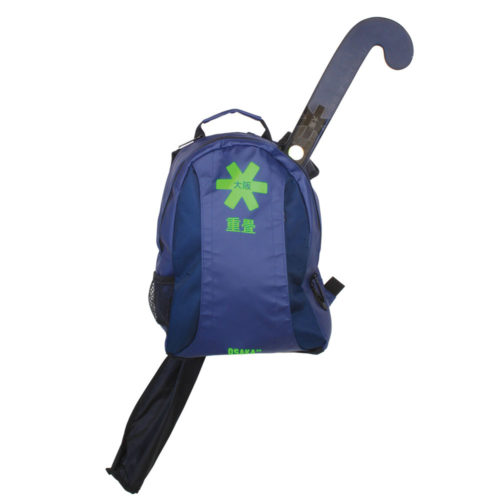 Osaka Junior Navy Green Hockey Backpack