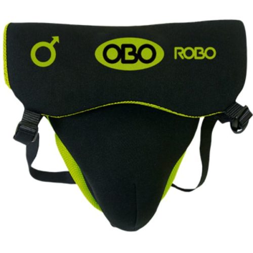 OBO Robo Hockey Goalkeeping Groin Guard