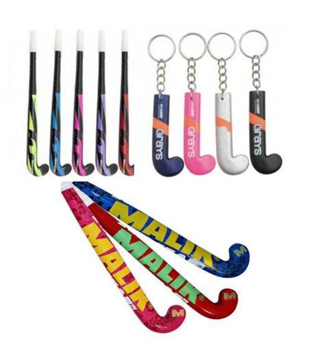 Keyrings, Pens, Miniature Sticks
