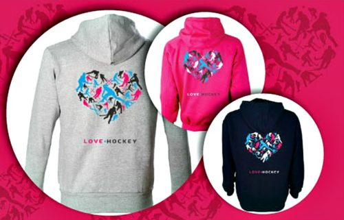 Love Hockey Branded Clothing