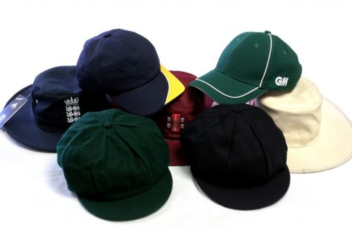 Cricket Caps and Sun Hats