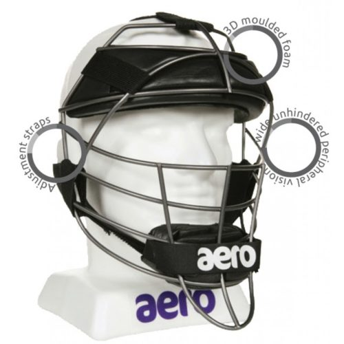 Wicket Keeping Face Protection
