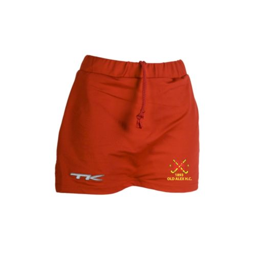 Old Alex Hockey Club Junior Skort
