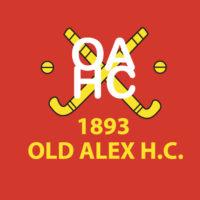 Old Alex Ladies Hockey Club Team Kit