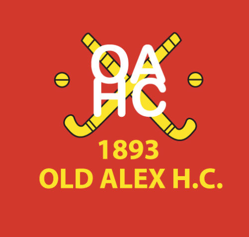 Old Alex Ladies Hockey Club Team Kit