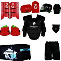 Gryphon S2 Hockey Goalkeeping Set