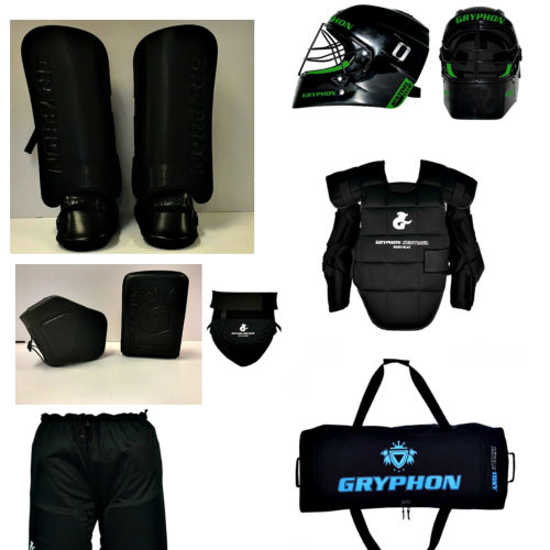 Gryphon S4 Hockey Goalkeeping Set