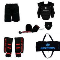 Gryphon S5 Hockey Goalkeeping Set