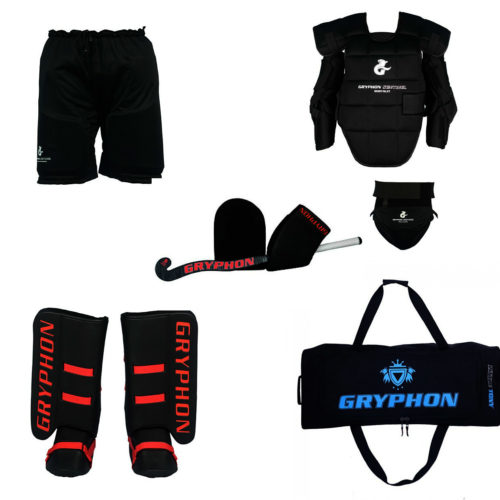 Gryphon S5 Hockey Goalkeeping Set