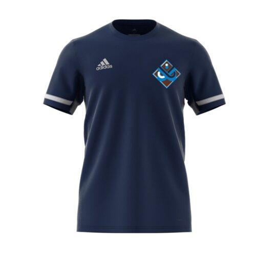 Three Rock Rovers Adidas Training T-Shirt