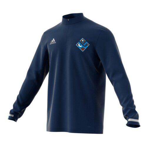 Three Rock Rovers Adidas 1/4 Zip Top