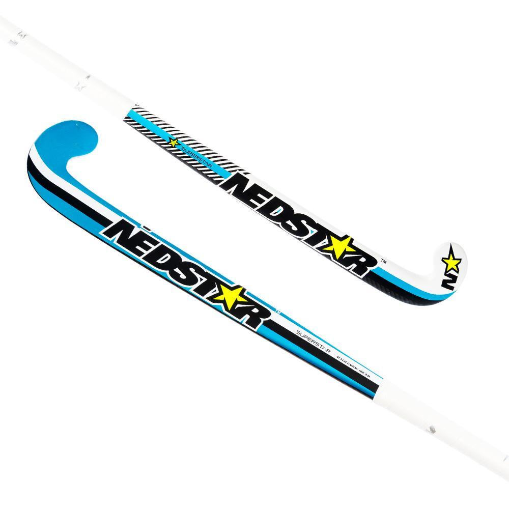 Nedstar Superstar Blue carbon Composite hockey stick