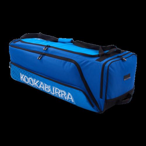 Kookaburra Pro 2.0 Blue Wheelie Cricket Bag