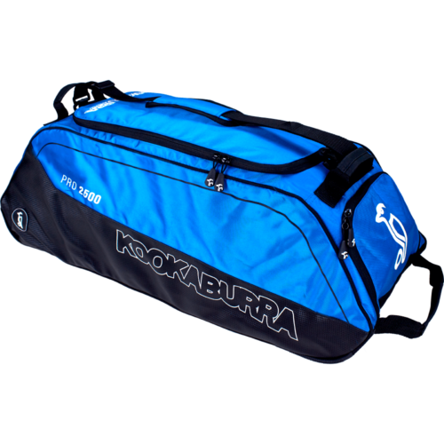 Kookaburra Pro 2500 Blue Wheelie Cricket Bag