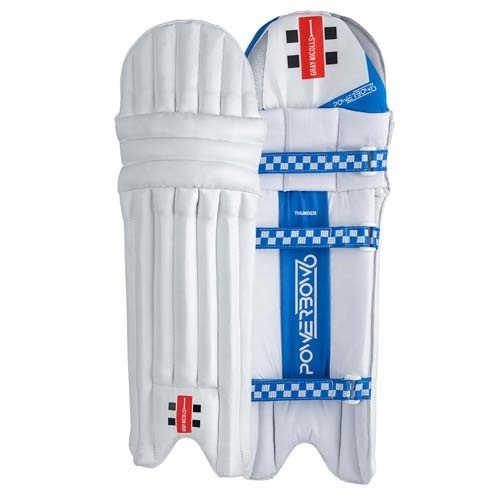 Gray Nicolls Powerbow Thunder Junior Cricket Batting Pads