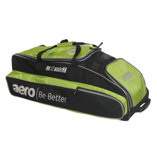 Aero B2 Wheelie Cricket Bat and Kit Bag