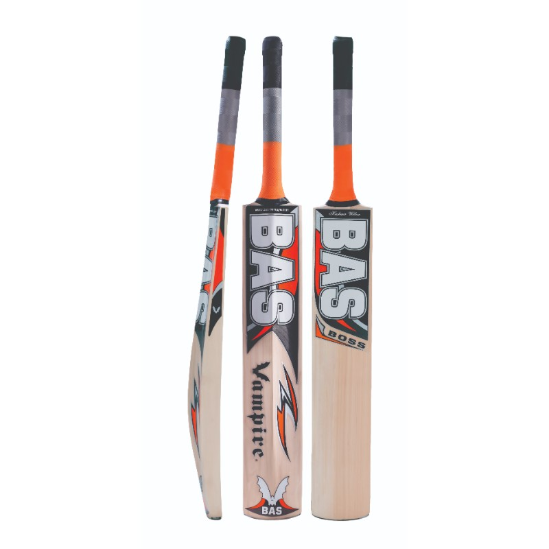 Boss Kashmir Willow Junior Cricket Bat Childrens Bats Ed Sports