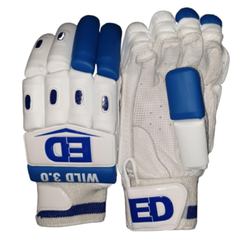 ED Sports The WILD 3.0 Cricket Batting Gloves