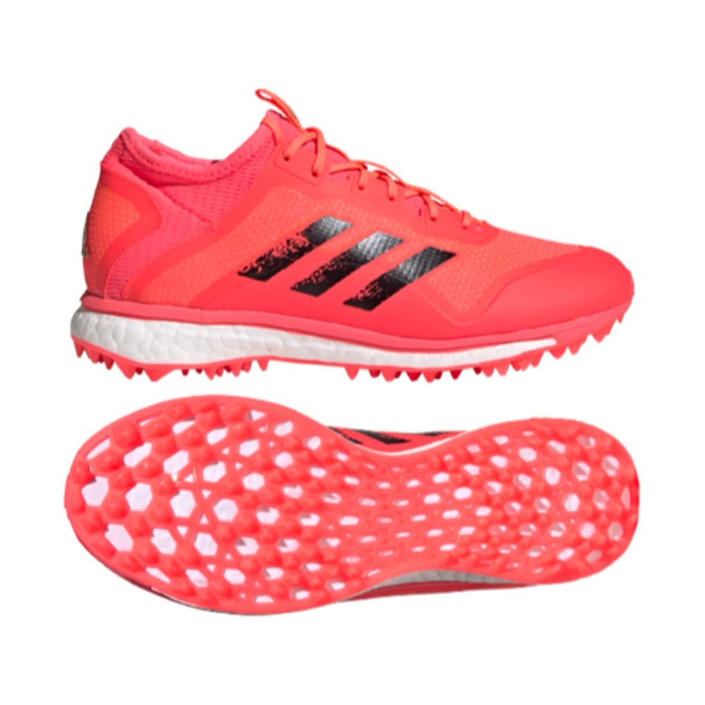 Adidas Fabela X Empower Pink Hockey Shoes | ED Sports | Dublin