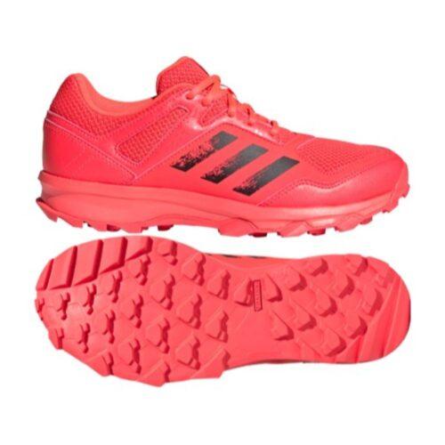 Adidas Fabela Rise Pink Hockey Shoes